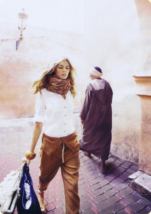 Photo of Moi qui suis originaire de Marrakech, je découvre comme le reste du monde ces m…