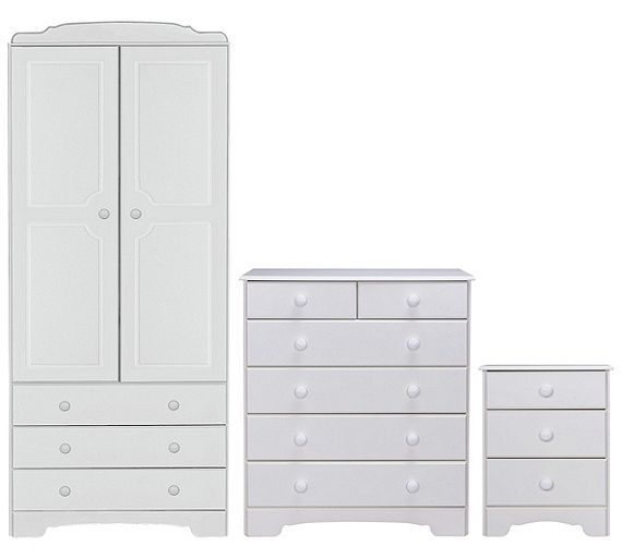 Argos Home White Bedroom Furniture, White Bedroom Furniture Sets Argos