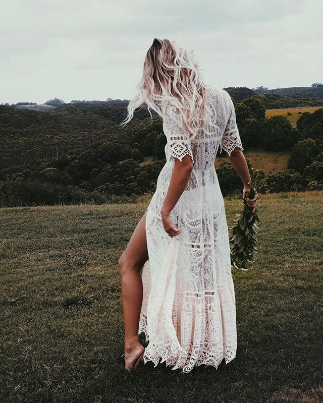 Rhiannon Gown • Spell & The Gypsy Collective | Gaia Session Wardrobe ...