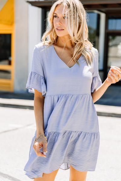 47+ Blue babydoll dress information