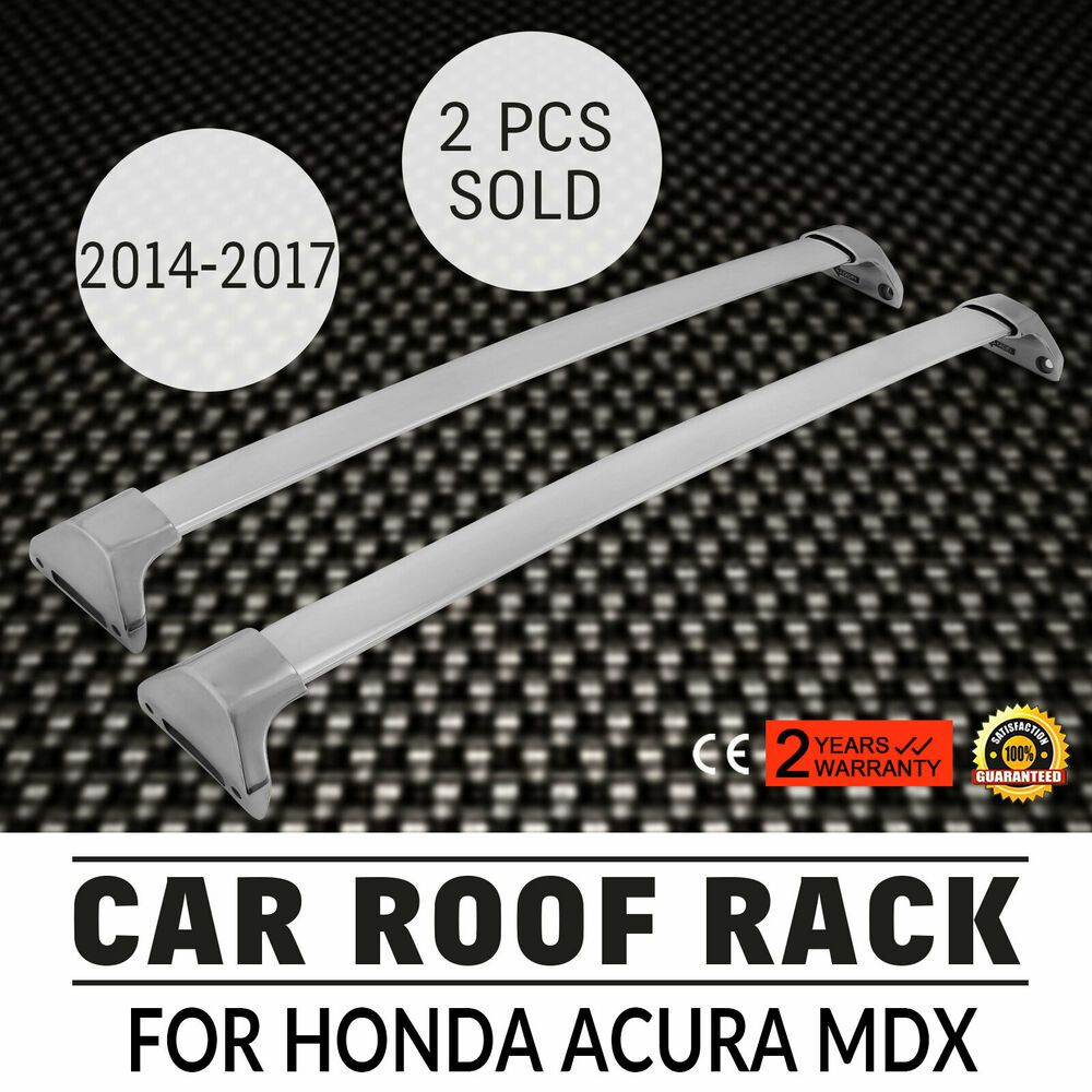 EBay #Sponsored 2 PCS Silver Fit For Acura MDX 2014-2019