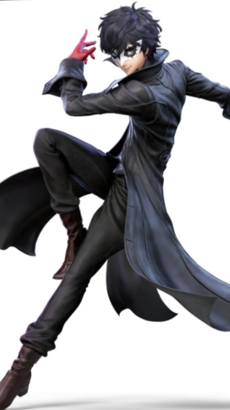Joker In Smash Bros Ultimate Smash Bros Bros Anime
