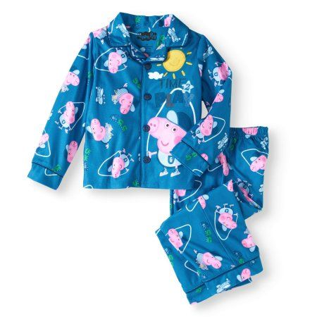 Paw Patrol Pajamas 3T 4T 5T Toddler Boys 2 Piece Flannel Set New Nickelodeon