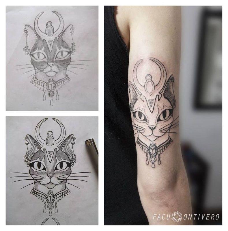 Tattoo Artist from Córdoba, Argentina. Linework