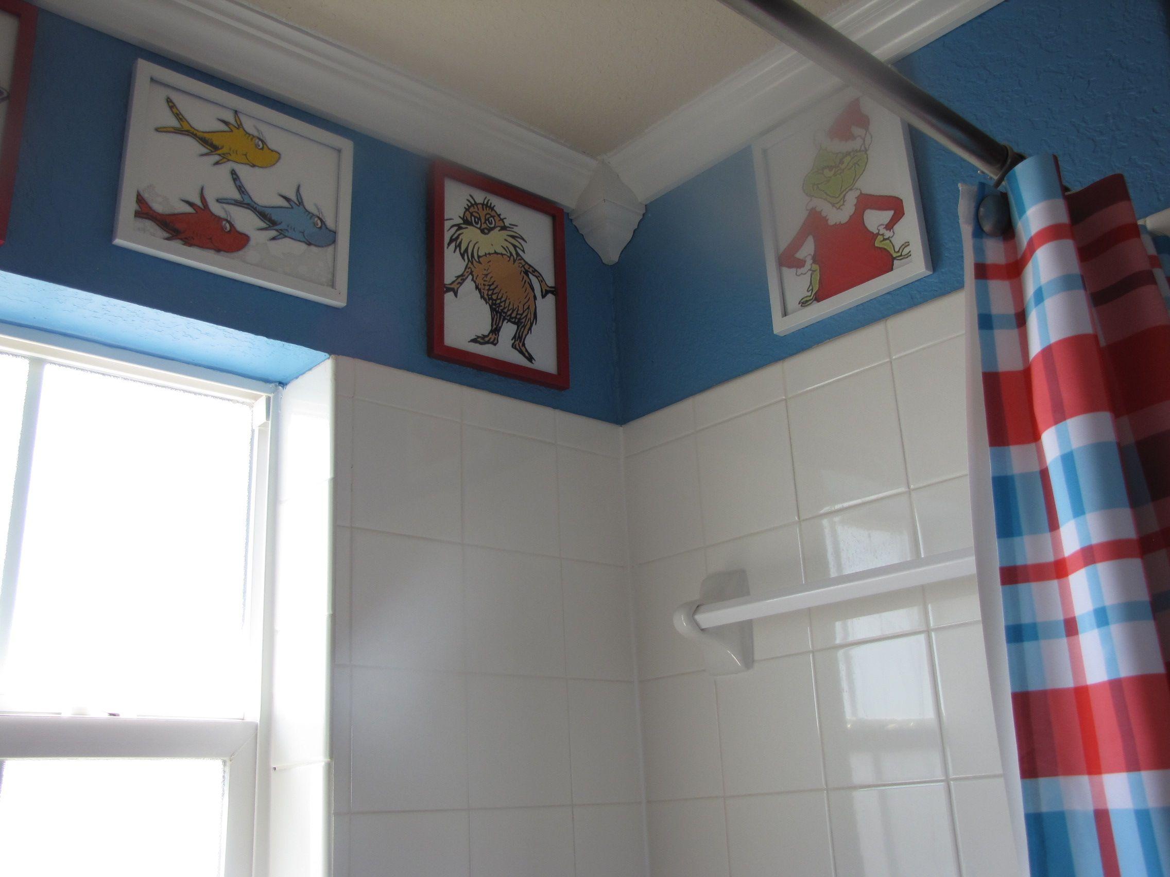 Dr Seuss Bathroom Bathroom Home Decor New Homes