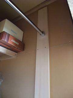 ディアウォールで解決 収納も壁掛けテレビも自由自在 ディア