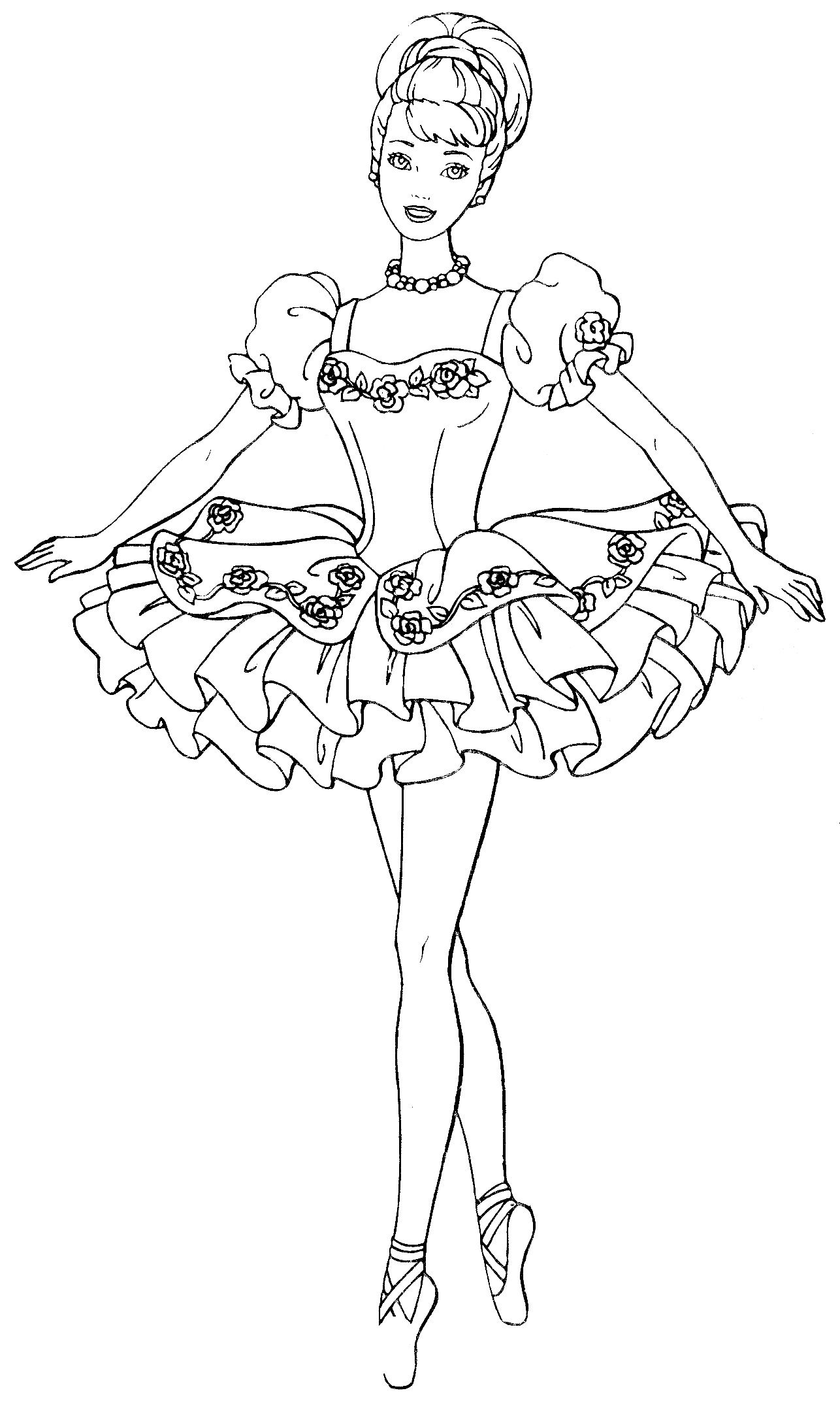 Pin By Dawn M On Barbie Coloring Part 2 Barbie Coloring Pages Disney Princess Coloring Pages Cute Coloring Pages