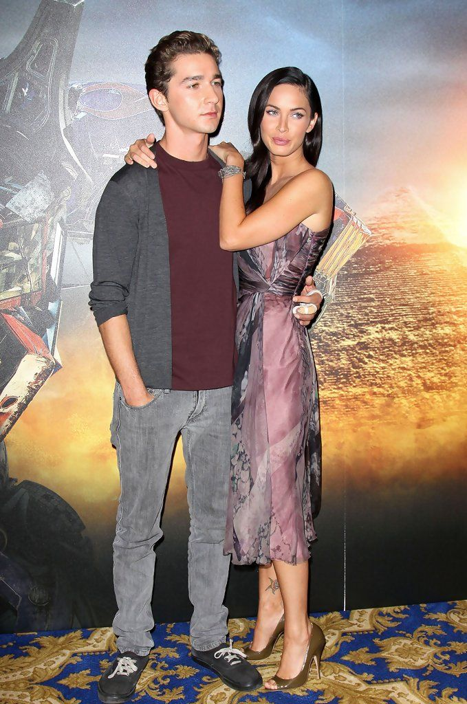 how tall is megan fox Celebrities, Celebrity style