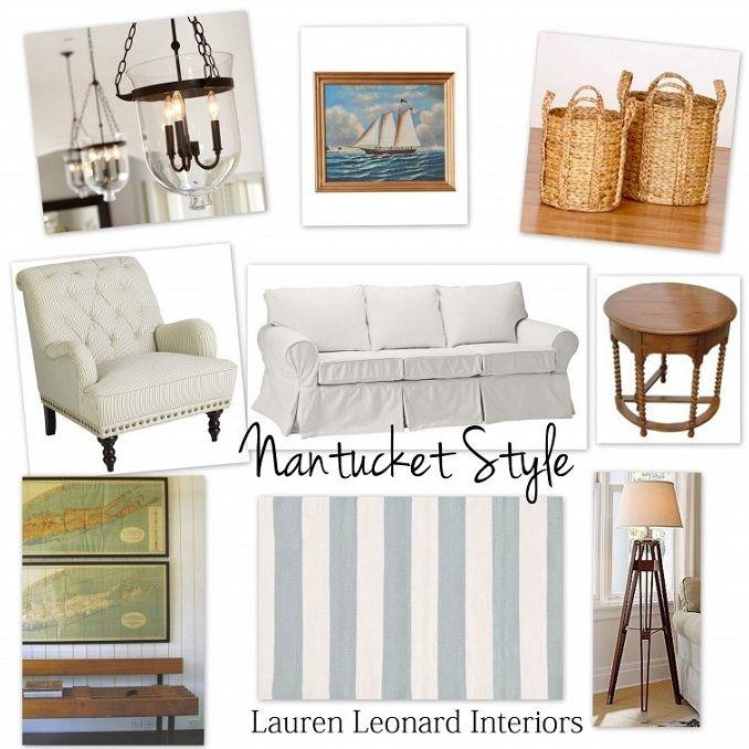 Nantucket Style Lauren Leonard On My Crafty Home Life Nantucket