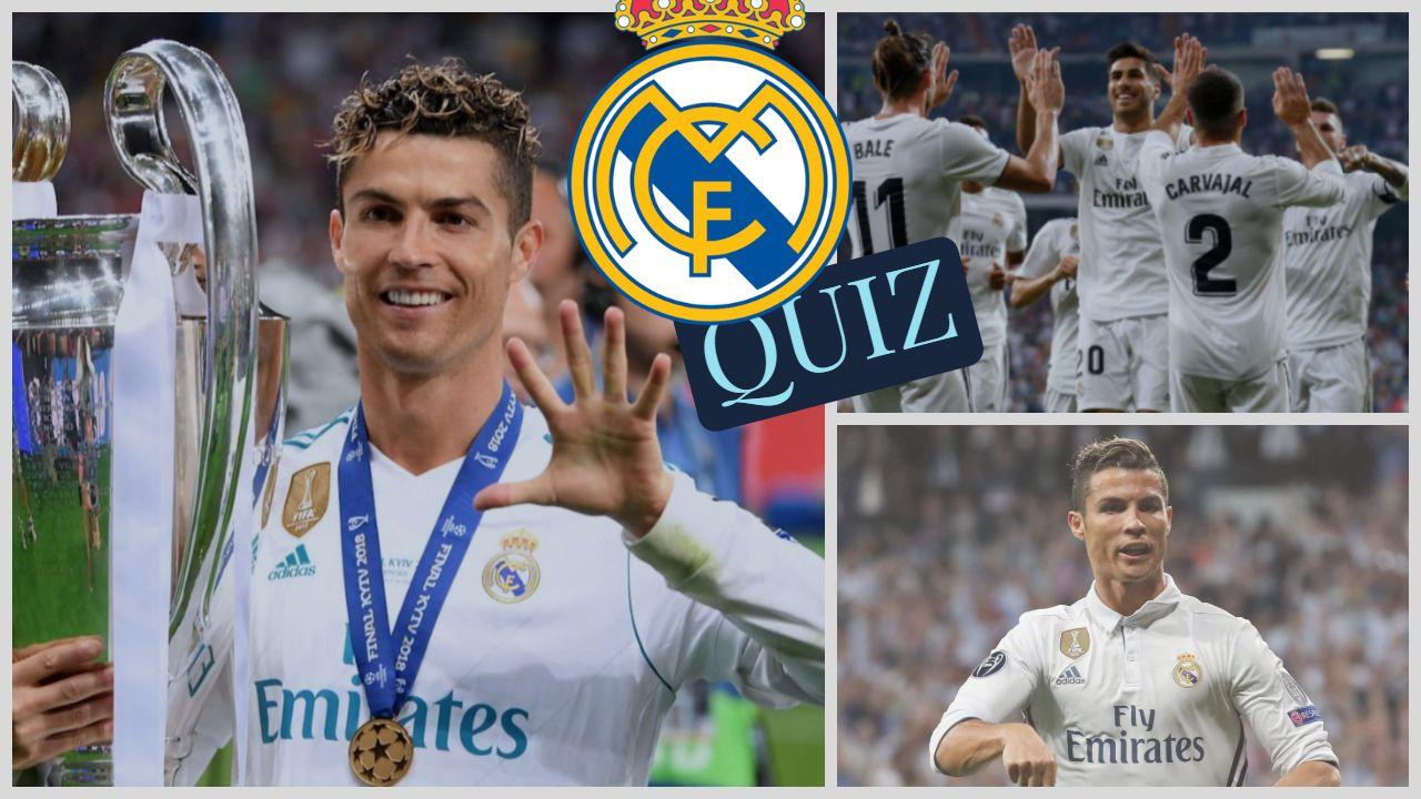 Real Madrid Quiz Tv Show Quizzes Movie Quizzes Trivia Quizzes