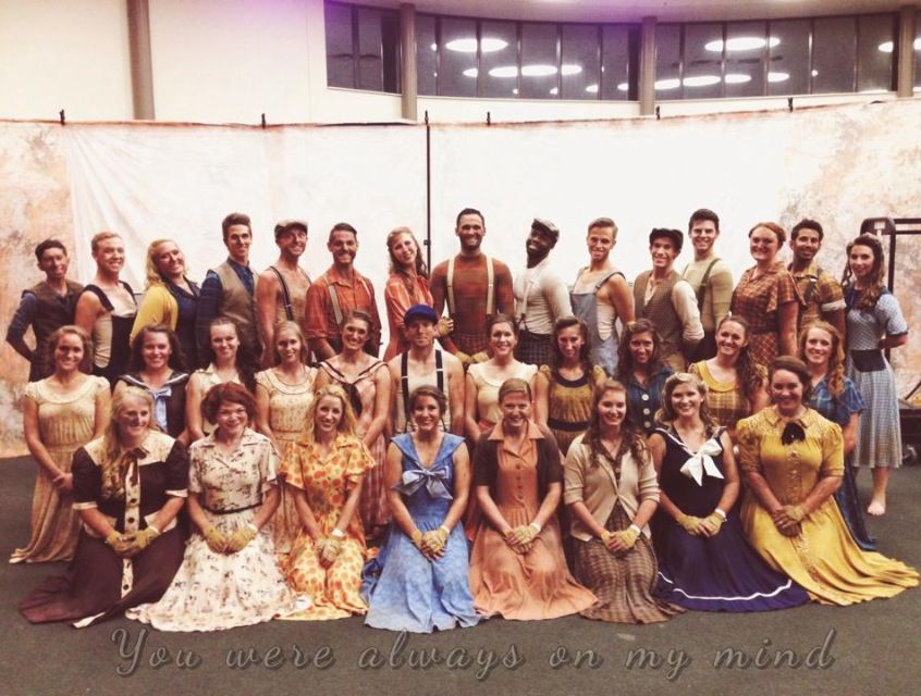When the Dust Settles | Zydeco Color Guard 2014 - You Were Always on My Mind