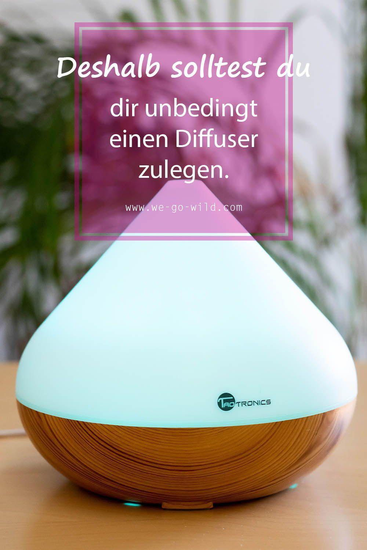 Atherische Ole Raumduft Fur Die Wohnung In 2020 Raumduft Luftbefeuchter Atherische Ole