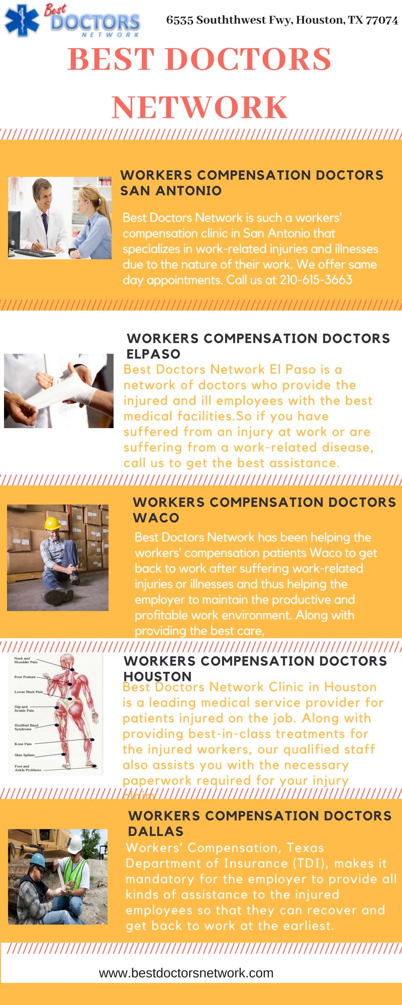 Workers Compensation Doctors Dallas Texas Best Doctors Work