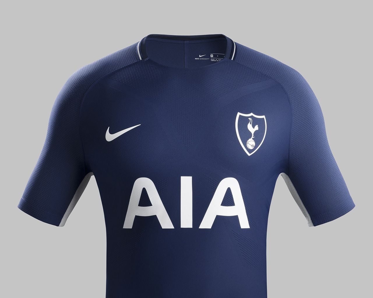 Camisas do Tottenham 2017-2018 Nike   Mantos do Futebol