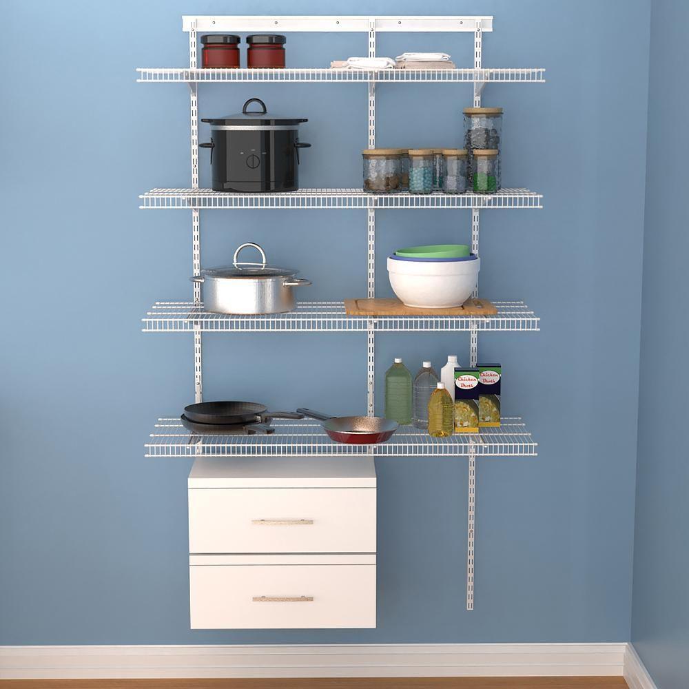 Closetmaid Pantry Shelf Kit