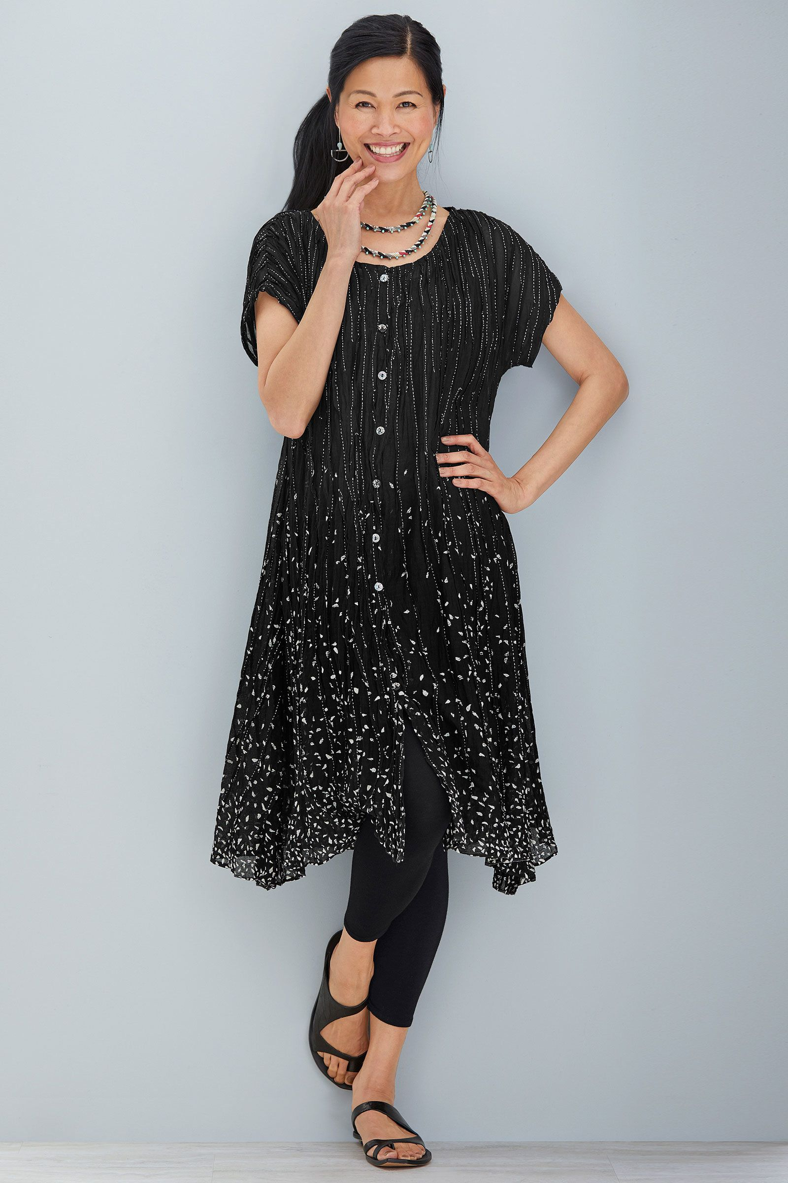 Kantuck Dress by Mieko Mintz (Woven Dress | Ethereal, Bodies and Clothes