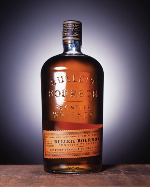 Packaging of the World: Creative Package Design Archive and Gallery: Bulleit Bourbon Frontier Whiskey