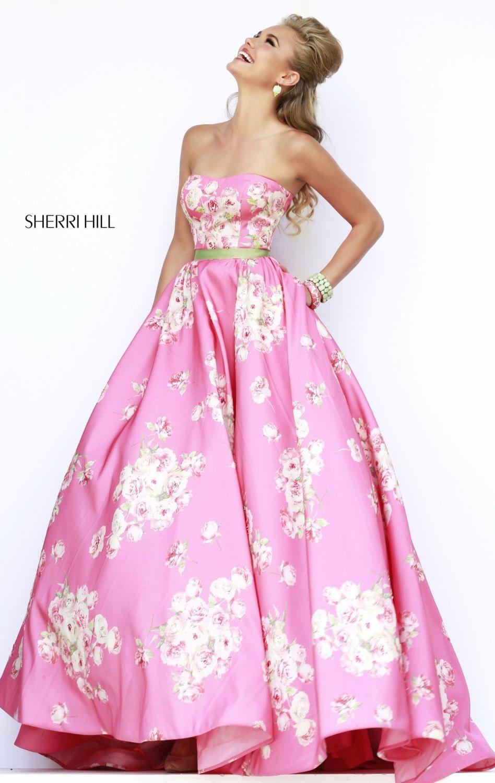 Sherri Hill 32128 Dress - MissesDressy.com | SHERRI HILL / Spring ...