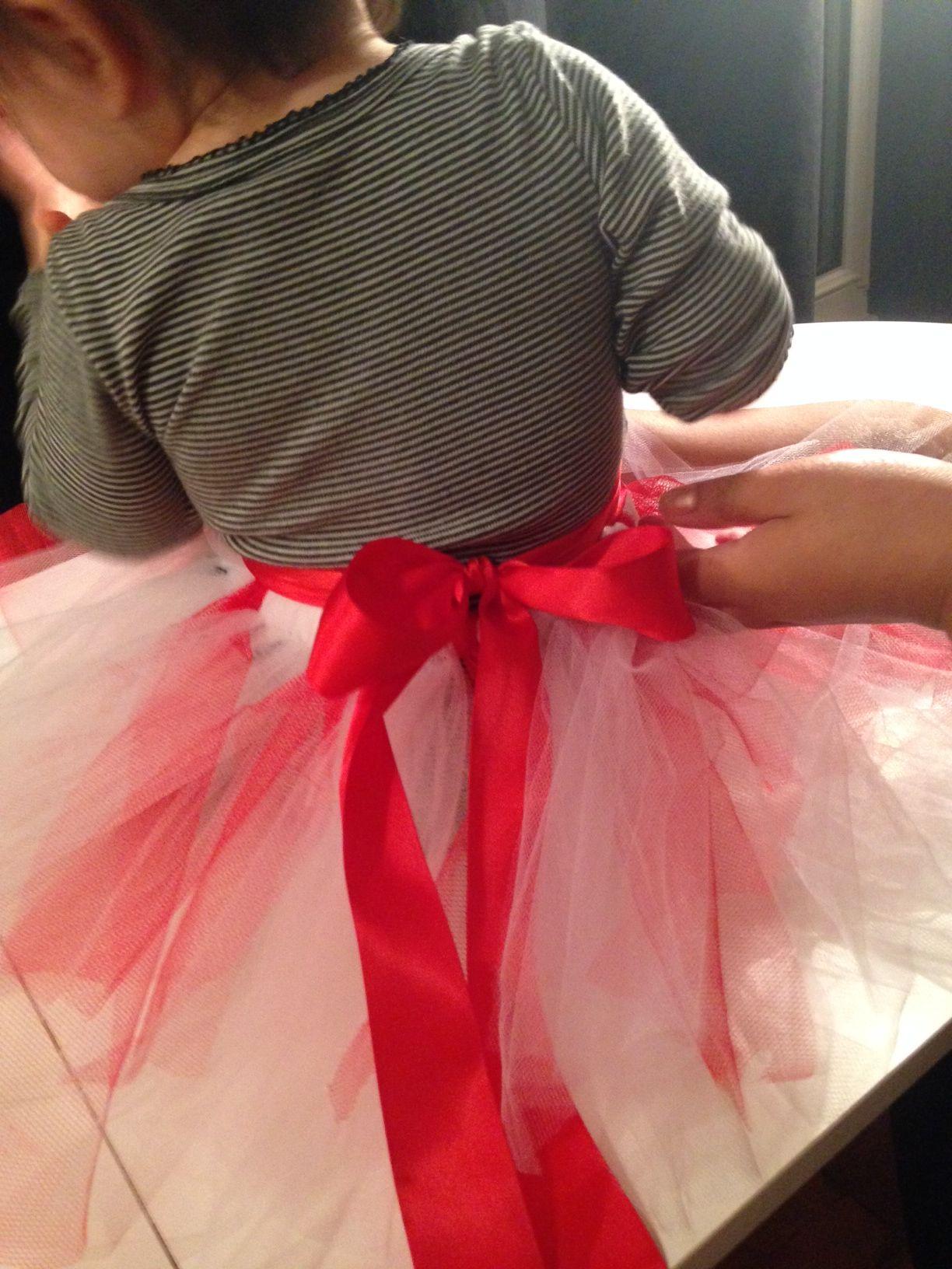 ccf26981340108 DIY pour les nuls : un joli tutu sans couture pour petite fille d ...