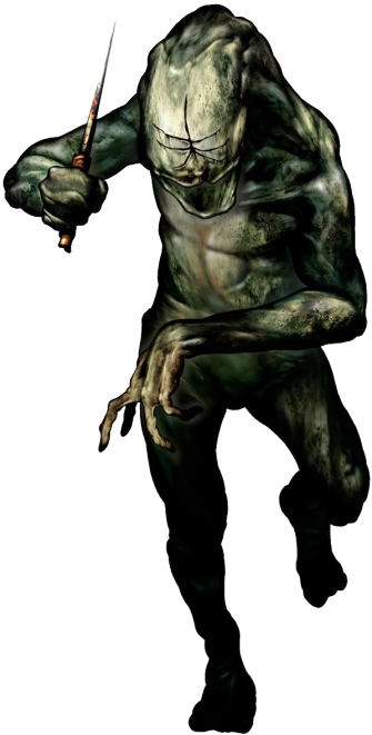 Silent Hills 13 Creepiest Enemies And What They Represent Silent Hill Silent Hill Series Silent Hill Video Game