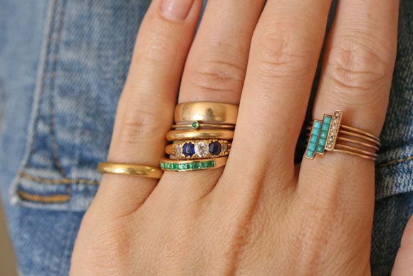 Unruly Things / Show Me Your Stack :: Rebecca Washecheck