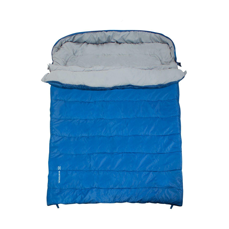 Winterial Double Sleeping Bag Queen 2 Person