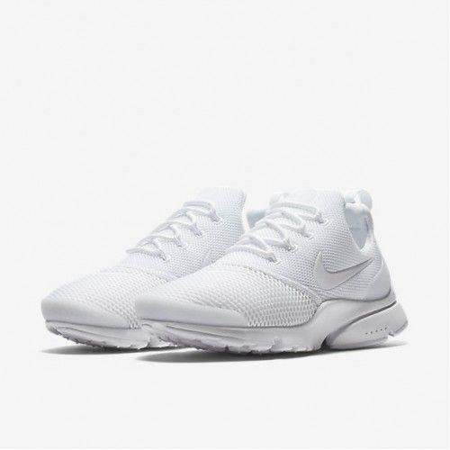 c4e9b5f8ee9b Nike Presto Fly White Womens Sale UK White Nike Shoes