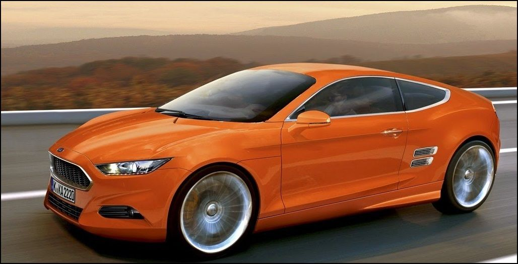 2021 Ford Thunderbird Review And Picture Ford Capri Ford Thunderbird Ford Mustang Coupe