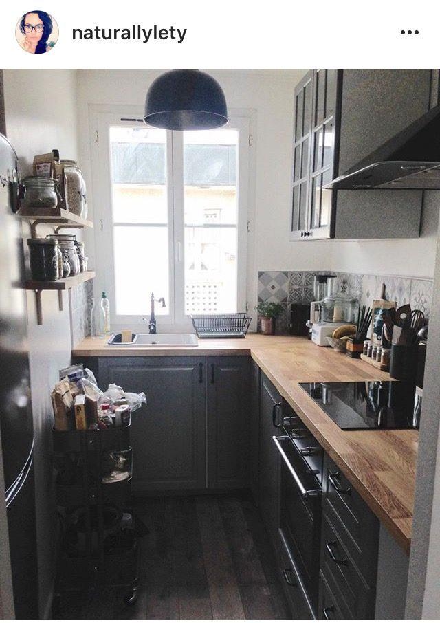 Pin de ximena navarro en cocina en 2019 remodelaci n de for Remodelacion de casas pequenas