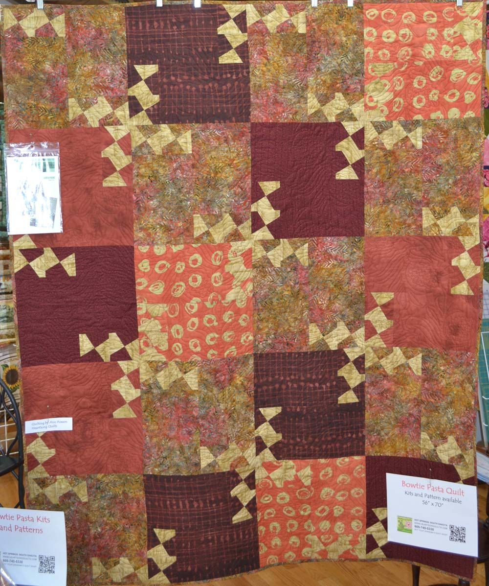 pin by modern quilt