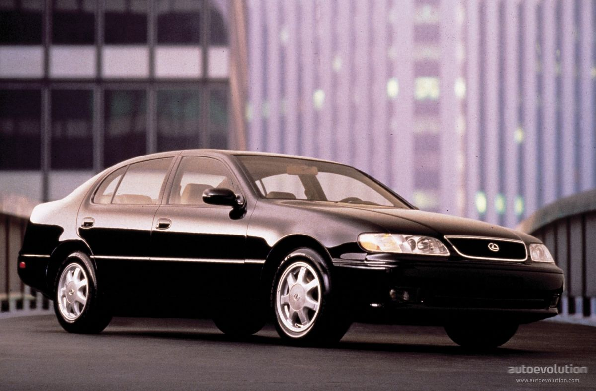 Lexus Gs 1993 1997 Description History The Rest Of Them 4 200 Points More Exactly Were Performed By Robots 高級車 セダン レクサス