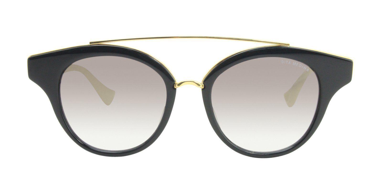 761d5054ec7 Dita - Medina Gold - Gold sunglasses