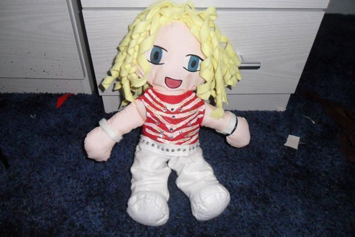 How To Make Curly Plushie Hair