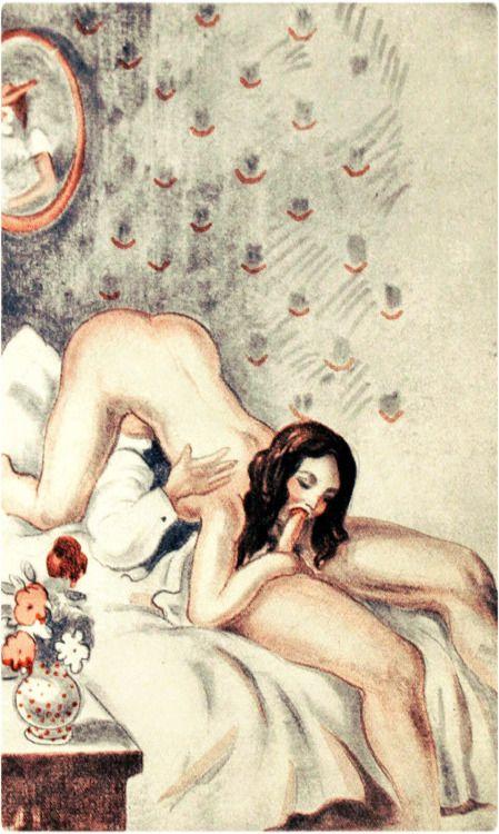 Woman erotic art drawings consider