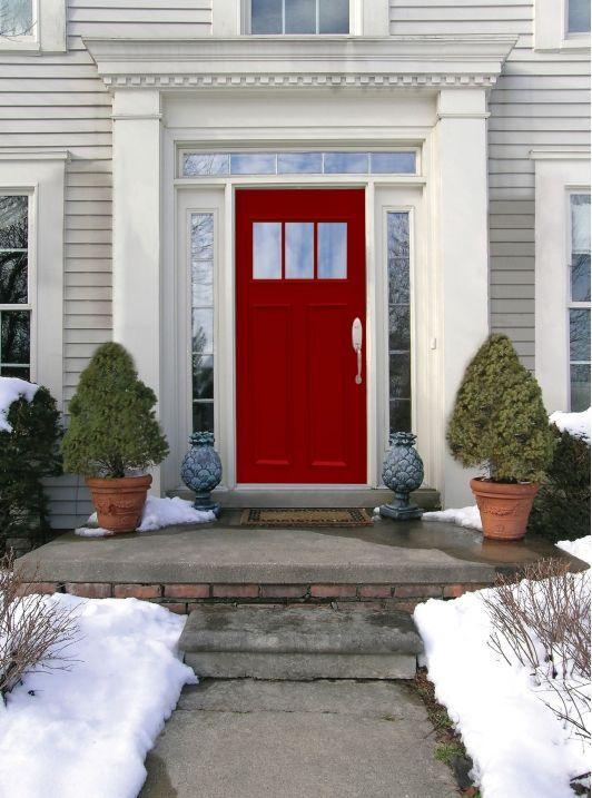 Entry Door-Home and Garden Design Ideas