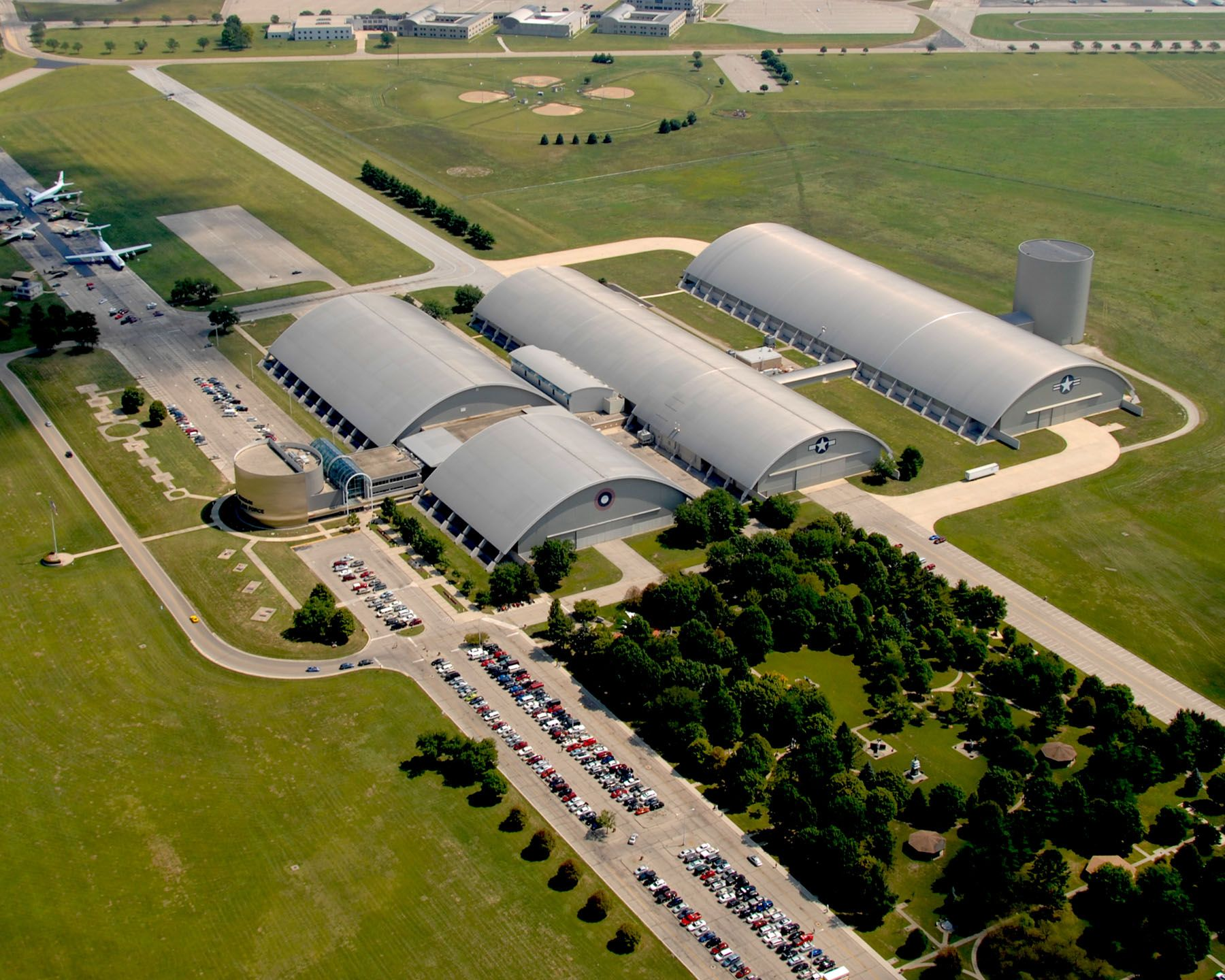 United States Air Force Museum Dayton Ohio