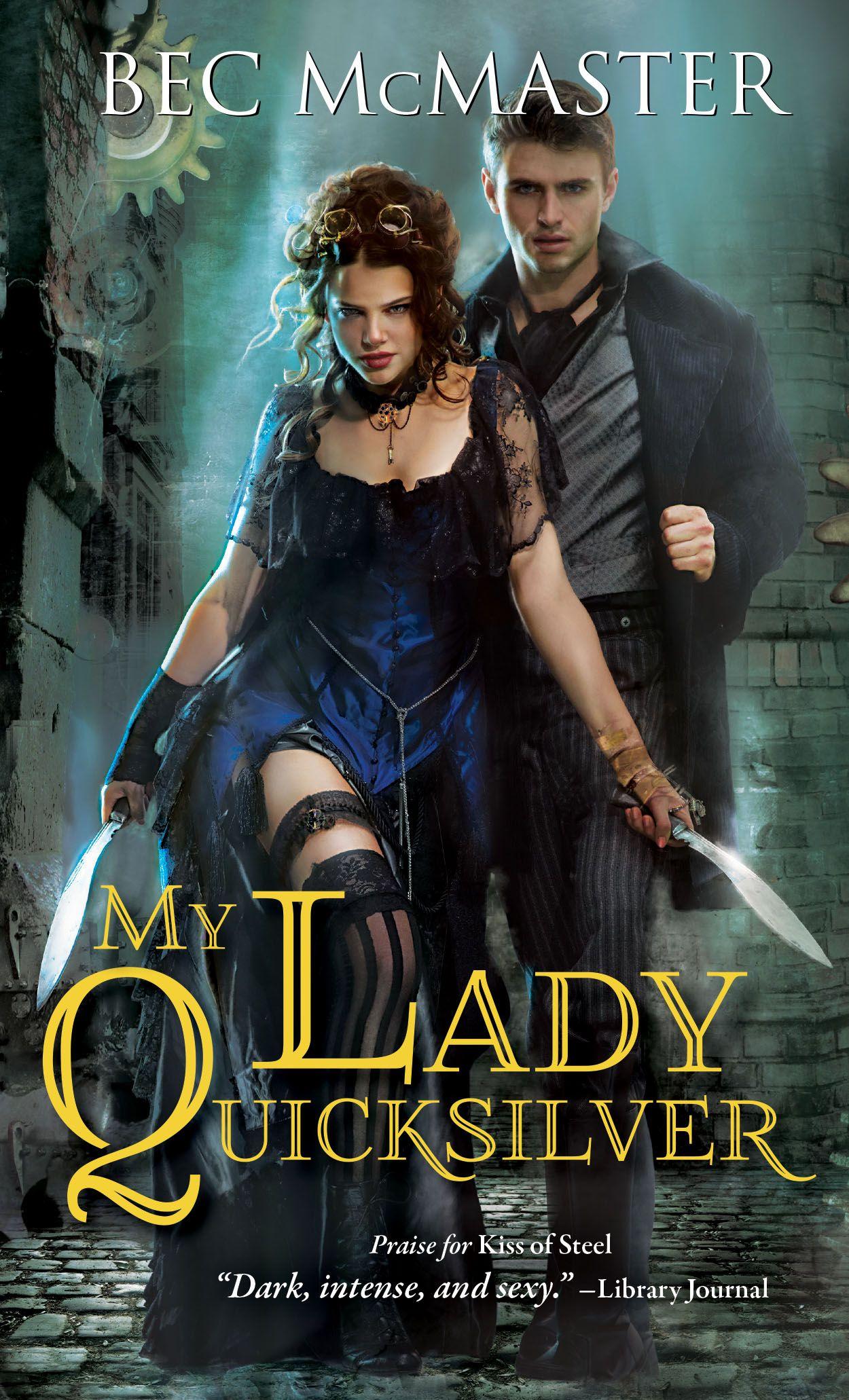 Lady Quicksilver - Bec Mcmaster