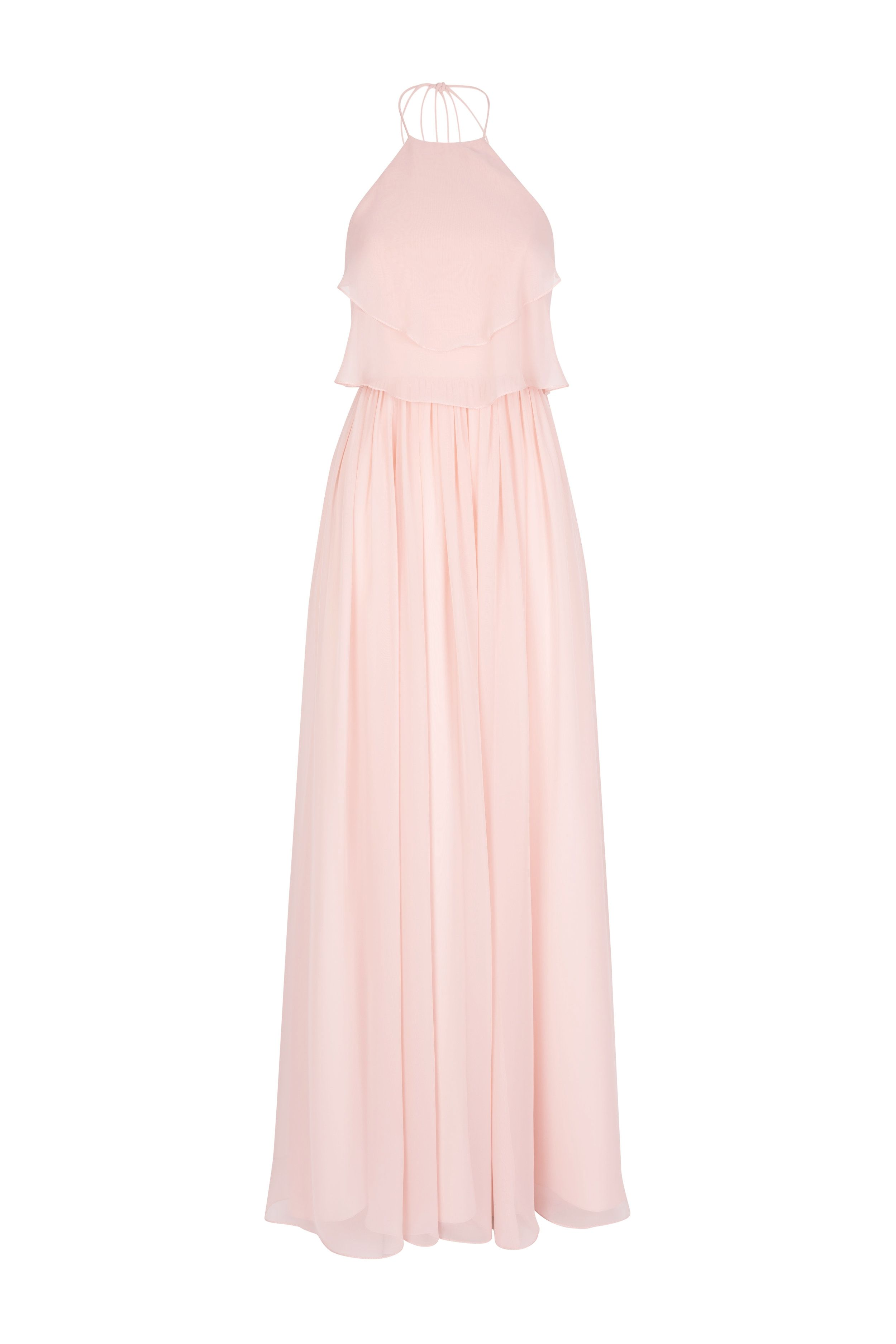 Luxury dresses for wedding guest  Olympia in Blush  Evans Wedding  Pinterest  Gowns Dresses and Bodice