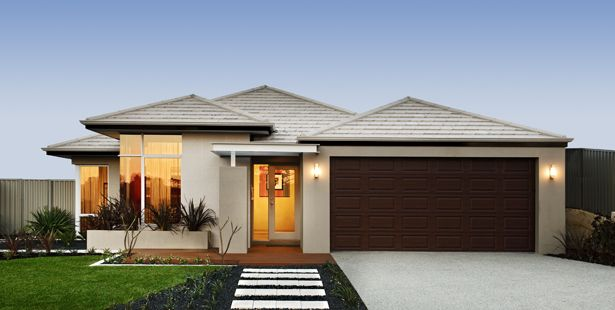 affordable living display homes the trump alfresco visit wwwlocalbuilderscom - Modern Display Homes