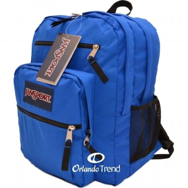 Jansport Big Student Backpack in Blue Streak for $45.00 at ...