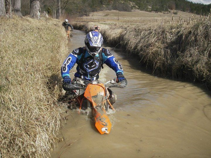 Fanimage from our Facebook contest 'My Enduro and Me' #ktm