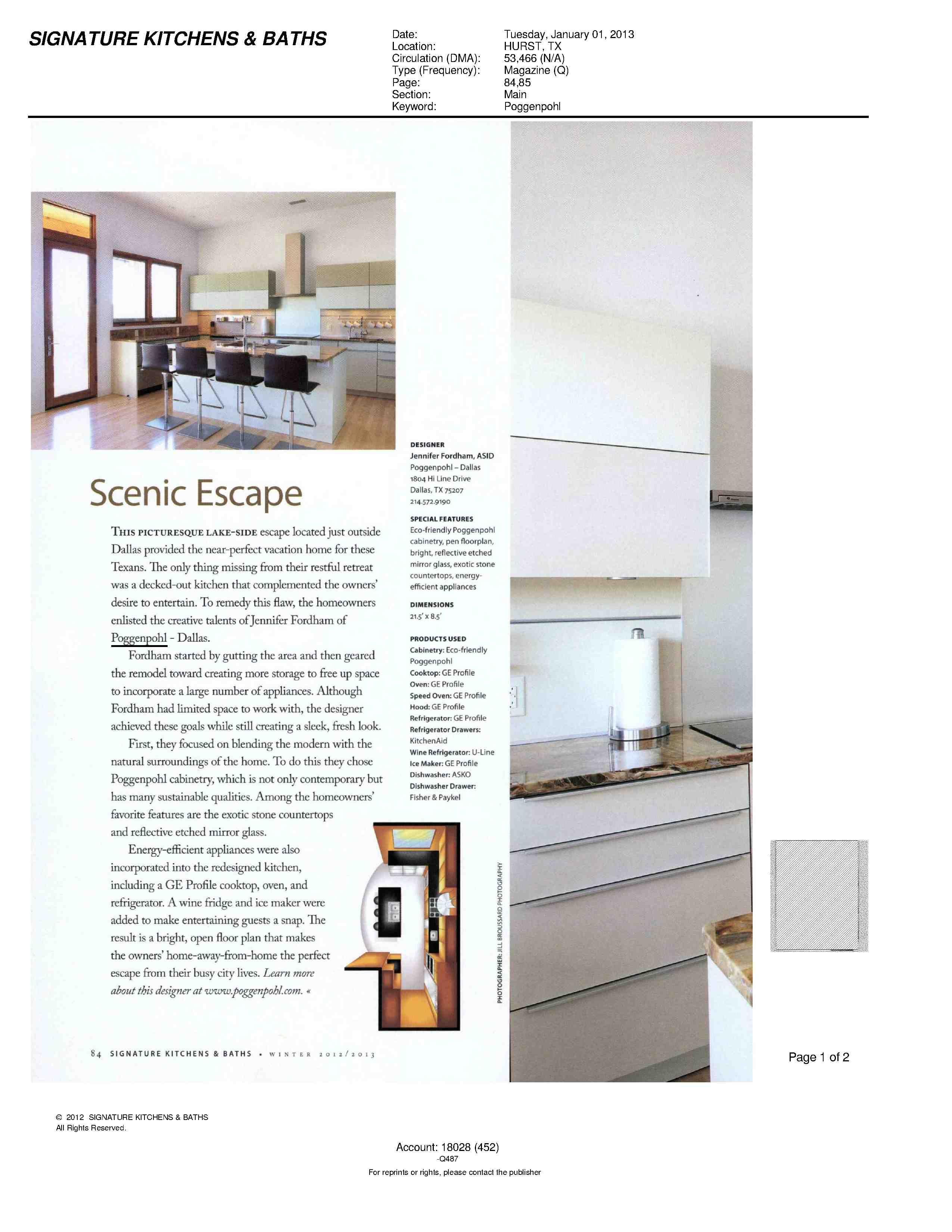 Signature Kitchens & Baths | Bath