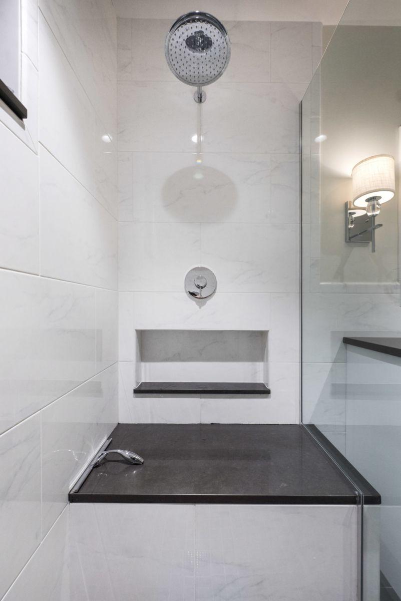 410 East 73rd Street Bathroom Renovation Shower Design Remodel