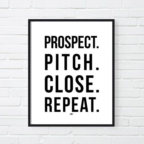 Sales Motivational Quotes Pleasing Perfect Decor For A Sales Team Of Sales Office Prospect Pitch