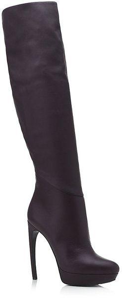 d5069d495e6 Banana Thigh Boot - Lyst