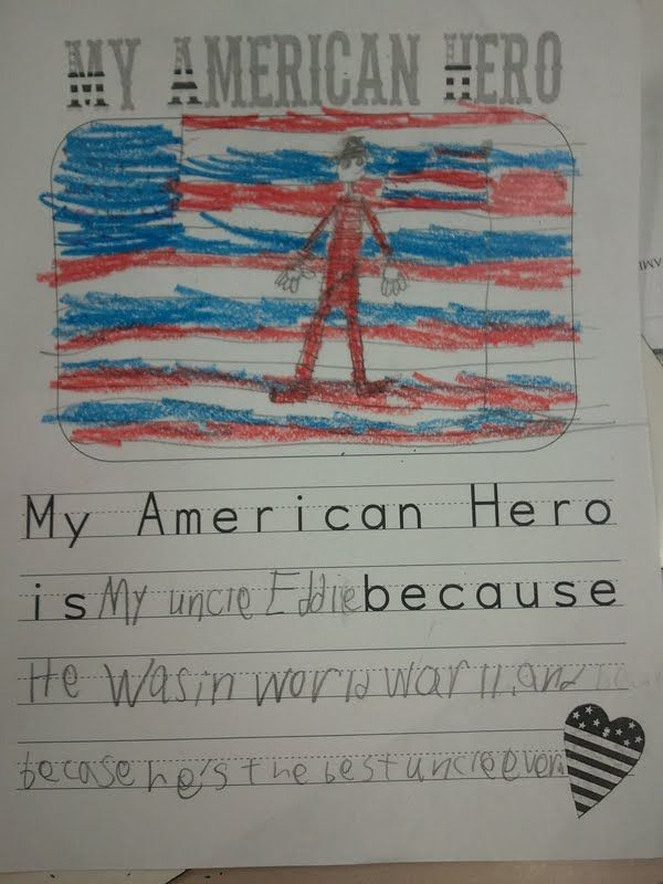 Third Grade September 11th activities