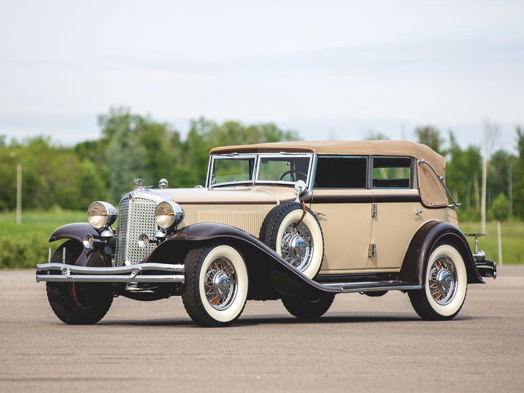 1932 Chrysler CH Imperial Convertible Sedan - (Chrysler Corp Auburn ...