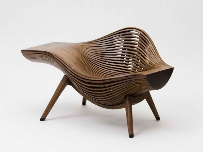 unusual chair designs unique handmade artistic on extraordinary creative wooden furniture design id=53896