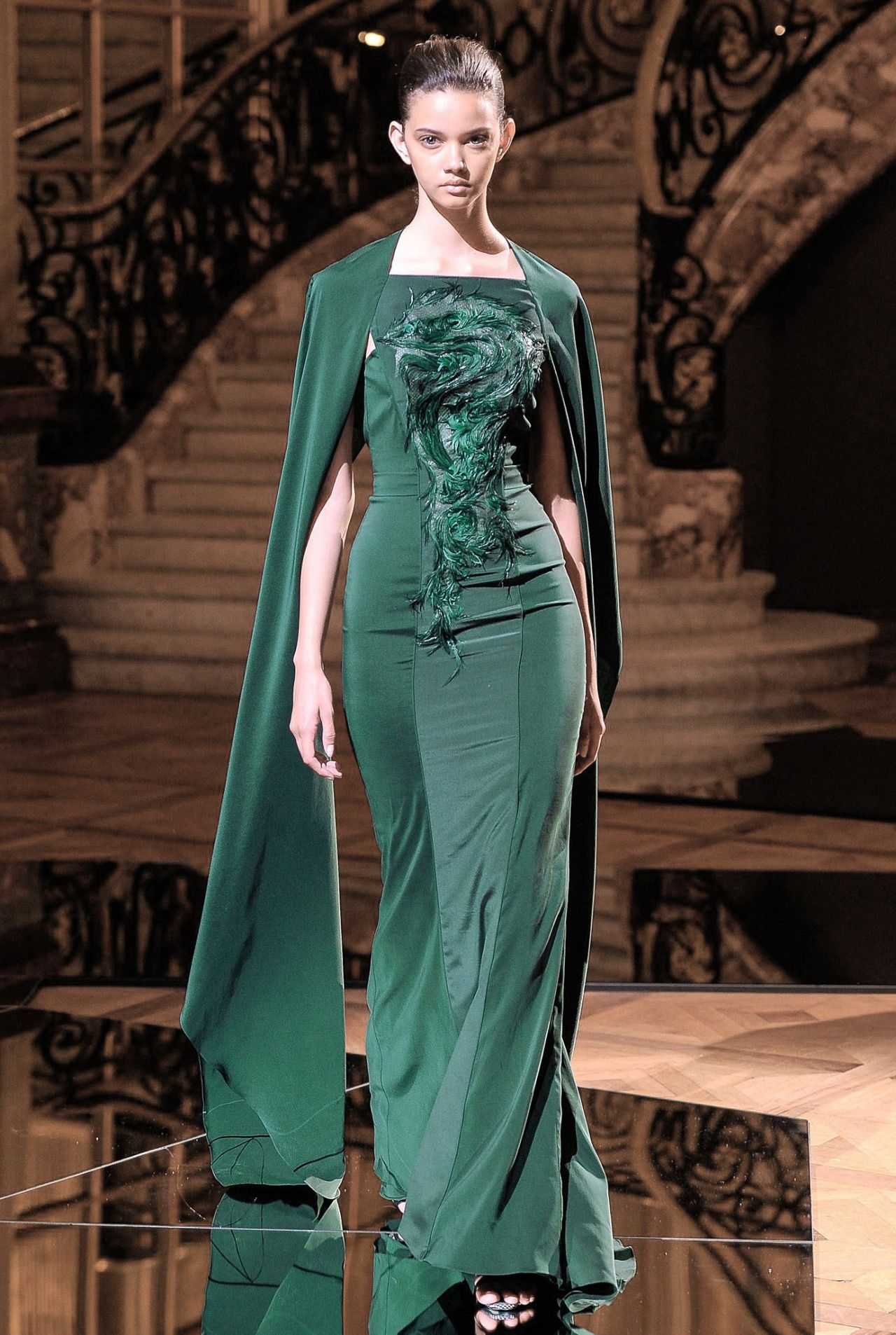 What Queen Alicent would have worn to the opening feast of