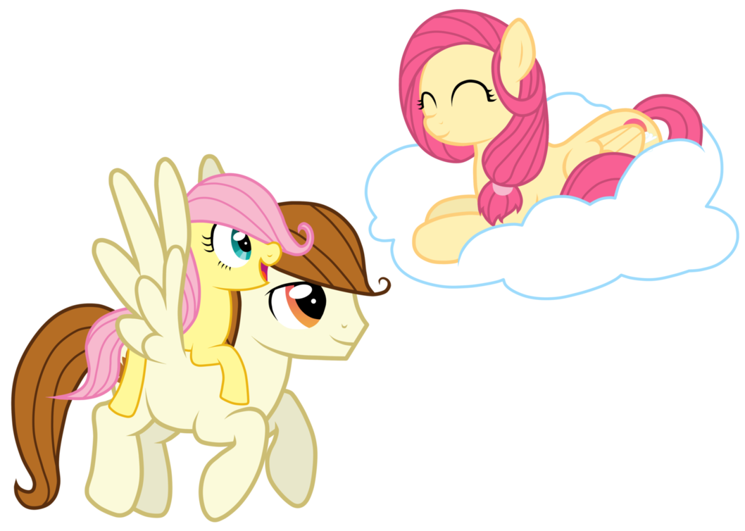 Fluttershys Parents By Jennieoo On Deviantart Ponies Pinterest